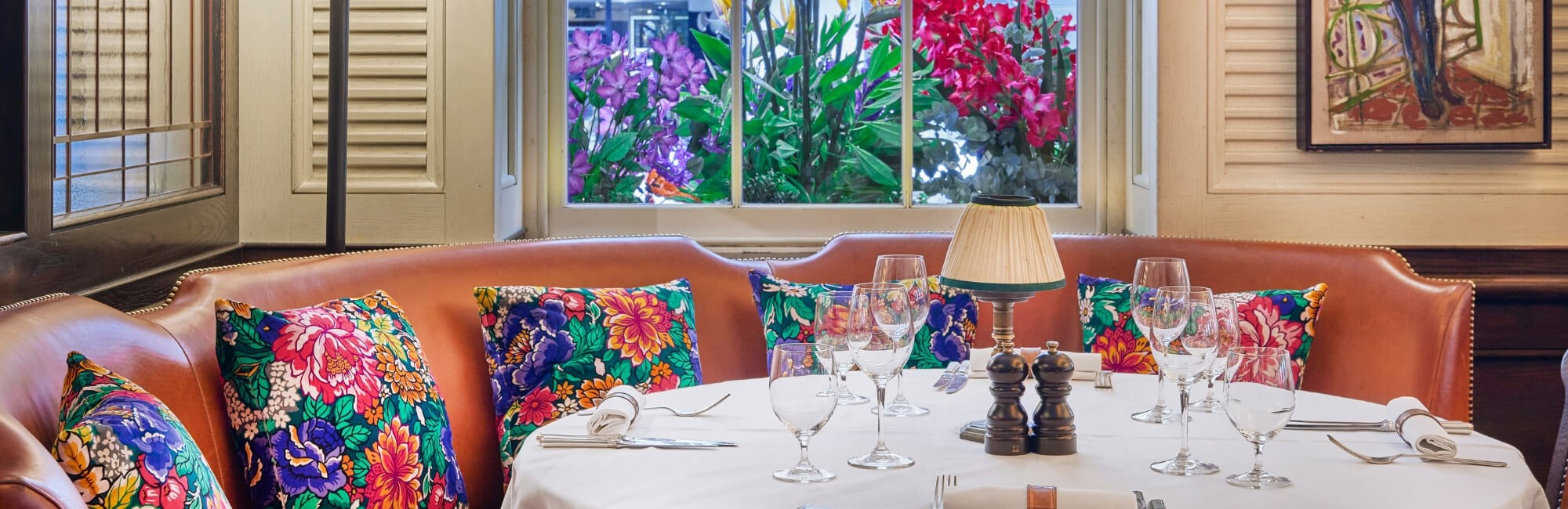 34 Mayfair is Grill Restaurant in Mayfair serving lunch, dinner and brunch